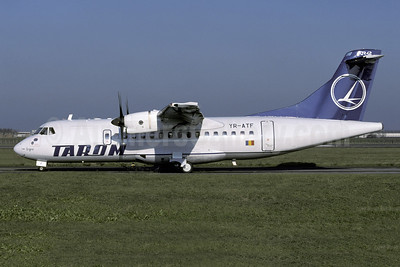 "Named ""Arges"" - To be replaced with newer ATR 72-600s"