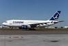 TAROM-Transporturile Aeriene Romane (Romanian Air Transport) Airbus A310-325 YR-LCA (msn 636) AMS (Ton Jochems). Image: 922901.