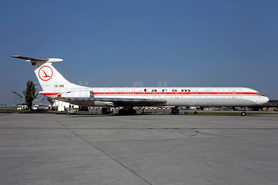 TAROM-Transporturile Aeriene Romane-Romanian Air Transport Ilyushin Il-62 YR-IRB (msn 21305) ORY (Christian Volpati). Image: 953376.