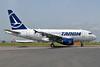 TAROM-Transporturile Aeriene Romane (Romanian Air Transport) Airbus A318-111 YR-ASA (msn 2552) LHR (Dave Glendinning). Image: 910279.