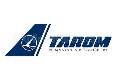 1. TAROM - Romanian Air Transport logo