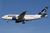 TAROM-Transporturile Aeriene Romane (Romanian Air Transport) Airbus A310-325 YR-LCA (msn 636) LHR (Antony J. Best). Image: 901094.