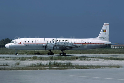 Airline Color Scheme - Introduced 1962