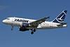 TAROM-Transporturile Aeriene Romane (Romanian Air Transport) Airbus A318-111 YR-ASC (msn 3220) LHR (SPA). Image: 929660.