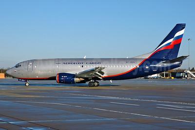 Aeroflot Cargo Boeing 737-3Y0 (QC) VP-BCN (msn 23500) MAN (Nik French). Image: 925291.