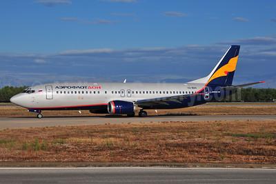 Aeroflot Don Boeing 737-4Q8 VQ-BAN (msn 25113) AYT (Ton Jochems). Image: 953967.