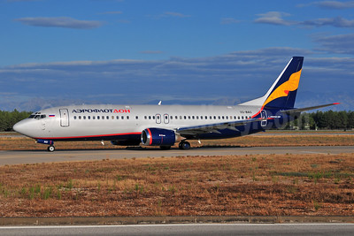Aeroflot Don Boeing 737-4Q8 VQ-BAO (msn 25114) AYT (Ton Jochems). Image: 953968.