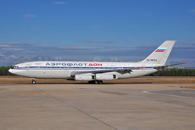 Airline Color Scheme - Introduced 1974 (Aeroflot)
