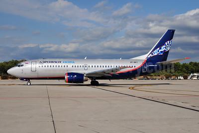 Aeroflot Nord Boeing 737-33R VP-BKT (msn 28871) PMI (Ton Jochems). Image: 953067.