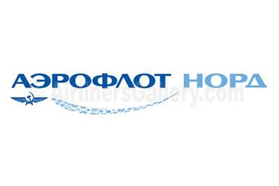 1. Aeroflot Nord logo
