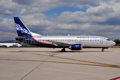 Aeroflot Nord Boeing 737-33R VP-BKT (msn 28871) PMI (Ton Jochems). Image: 953066.