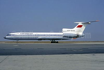 Aeroflot Russian International Airlines Tupolev Tu-154M CCCP-85700 (msn 91A875) CDG (Christian Volpati). Image: 950170.