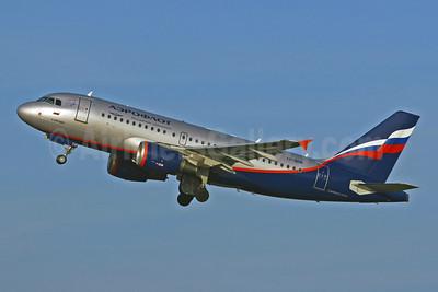 Aeroflot Russian Airlines Airbus A319-111 VP-BDM (msn 2069) DUS (Konstantin von Wedelstaedt). Image: 900320.
