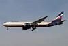 Aeroflot Russian Airlines Boeing 767-341 ER VP-BWQ (msn 30342) LHR (Antony J. Best). Image: 908225.