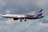 Aeroflot Russian Airlines Airbus A321-211 VP-BTL (msn 5881) (Manchester United) LHR (Antony J. Best). Image: 922031.