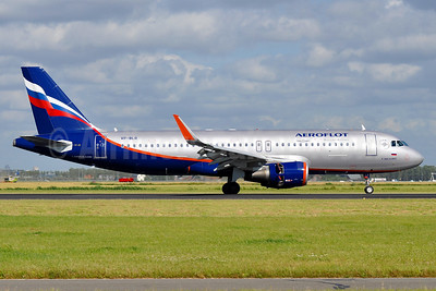 Aeroflot Russian Airlines Airbus A320-214 WL VP-BLR (msn 5585) AMS (Tony Storck). Image: 937254.
