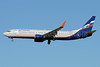 Aeroflot Russian Airlines Boeing 737-8LJ WL VP-BZA (msn 41198) SVO (OSDU). Image: 924520.