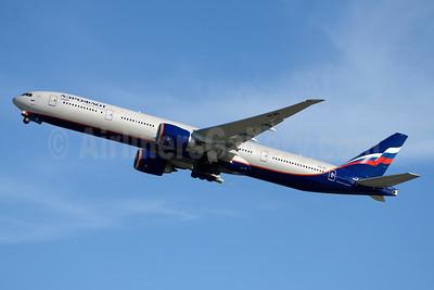 Aeroflot Russian Airlines Boeing 777-3M0 ER VQ-BIL (msn 41692) JFK (Jay Selman). Image: 403131.