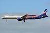 Aeroflot Russian Airlines Airbus A321-211 VP-BTL (msn 5881) (Manchester United) MAN (Nik French). Image: 929820.