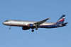 Aeroflot Russian Airlines Airbus A321-211 VP-BWN (msn 2330) LHR (Keith Burton). Image: 910802.