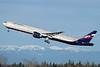 Aeroflot's 14th Boeing 777-300