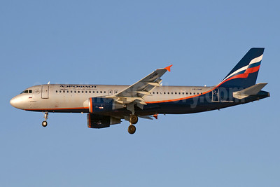 Aeroflot Russian Airlines Airbus A320-214 VP-BMF (msn 3711) SVO (OSDU). Image: 911704.