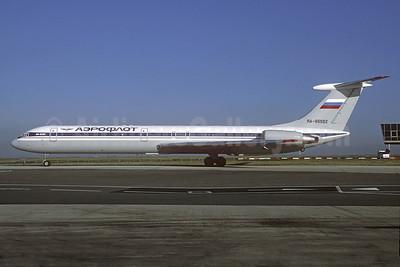 Aeroflot Russian Airlines Ilyushin Il-62M RA-86562 (msn 4831517) CDG (Christian Volpati). Image: 936968.