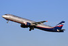 Aeroflot Russian Airlines Airbus A321-211 VP-BRW (msn 3191) LHR (SPA). Image: 935206.