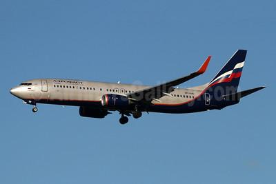 Aeroflot Russian Airlines Boeing 737-8LJ WL VP-BON (msn 41200) LHR (SPA). Image: 946096.