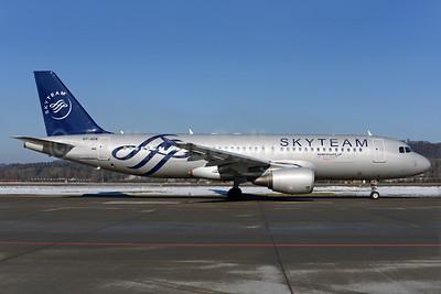 Aeroflot Russian Airlines Airbus A320-214 VP-BDK (msn 2106) (SkyTeam) ZRH (Rolf Wallner). Image: 926327.