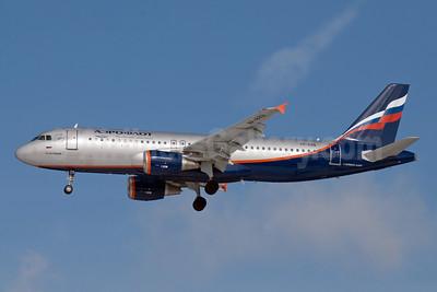 Aeroflot Russian Airlines Airbus A320-214 VP-BZQ (msn 3627) SVO (OSDU). Image: 912341.