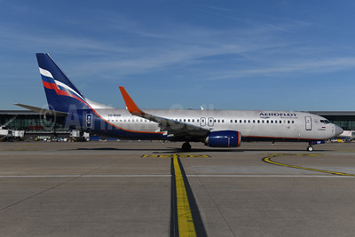 Aeroflot Russian Airlines Boeing 737-8LJ WL VQ-BWB (msn 42109) BRU (Ton Jochems). Image: 946098.