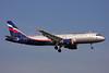 Aeroflot Russian Airlines Airbus A320-214 VP-BWH (msn 2151) LHR (Keith Burton). Image: 901246.