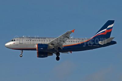 Aeroflot Russian Airlines Airbus A319-111 VP-BWL (msn 2243) SVO (OSDU). Image: 906205.