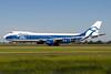 AirBridgeCargo Airlines-ABC Boeing 747-8HVF VQ-BLR (msn 37668) AMS (Arnd Wolf). Image: 922726.