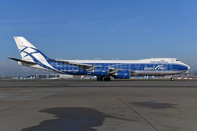 AirBridgeCargo Airlines-ABC Boeing 747-83QF VQ-BFE (msn 60118) (pharma) AMS (Ton Jochems). Image: 948501.