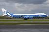 AirBridgeCargo Airlines-ABC Boeing 747-8HVF VP-BBP (msn 63695) AMS (Ton Jochems). Image: 937650.
