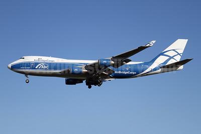 AirBridgeCargo Airlines-ABC Boeing 747-46NF VP-BIK (msn 35421) LAX (Ron Monroe). Image: 945267.