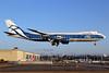AirBridgeCargo Airlines-ABC Boeing 747-8HVF VQ-BLQ (msn 37581) PAE (Nick Dean). Image: 907377.