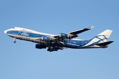 AirBridgeCargo Airlines-ABC Boeing 747-46NF VP-BIK (msn 35421) LHR (SPA). Image: 945268.