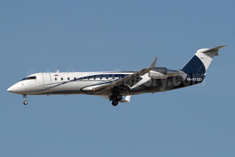 Ak Bars Aero Bombardier CRJ200 (CL-600-2B19) RA-67232 (msn 8099) DXB (Paul Denton). Image: 925621