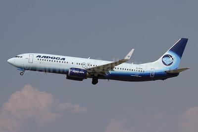 Alrosa Avia (Alrosa Air Company) Boeing 737-86N WL EI-ECM (msn 32658) ZRH (Andi Hiltl). Image: 947585.