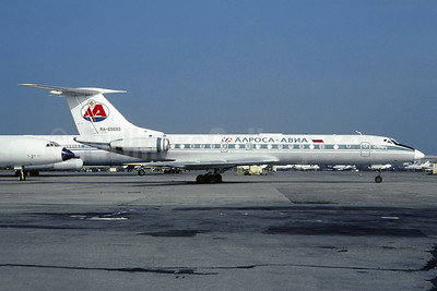 Type Retired: May 22, 2019 (flight 6R 693 Mirny - Novosibirsk with RA-65693)