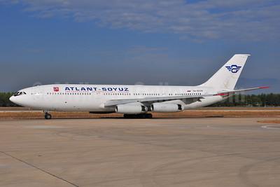 Atlant-Soyuz Airlines - Airline of Moscow Government Ilyushin Il-86 RA-86139 (msn 51483210098) AYT (Ton Jochems). Image: 903477.