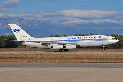 Atlant-Soyuz Airlines - Airline of Moscow Government Ilyushin Il-86 RA-86138 (msn 51483210096) (Aeroflot colors) AYT (Ton Jochems). Image: 903464.