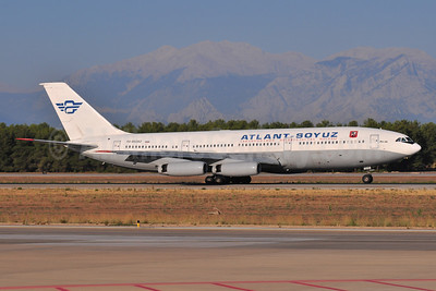 Atlant-Soyuz Airlines - Airline of Moscow Government Ilyushin Il-86 RA-86082 (msn 2147483647) AYT (Ton Jochems). Image: 903670.