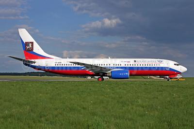 Ex-XL Airways, delivered December 24, 2008