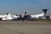 Aurora's (Russia) first Bombardier Q400