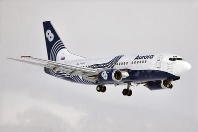 Aurora retires the last Boeing 737 in June 2016