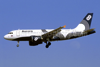 Aurora (Russia) Airbus A319-111 VP-BUN (msn 3298) FRA (Jacques Guillem Collection). Image: 951347.